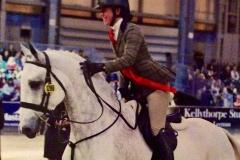 Victor IV ridden by holly Miller