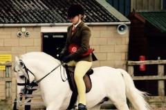 Pentrefelin Playmate Rider Hannah Horton