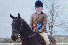 Chloe Vaughan Rider Carnsdale Dreamcatcher