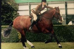 Kate Slattery and Horse Cointreau II