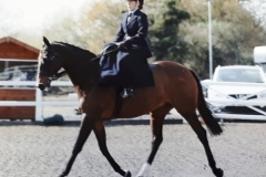 Jessica Downham and The Athlete