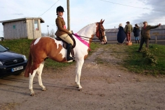 Smart Move lll rider Sarah Field