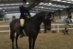 Emma Dewhurst and Parkgate Royal Visit William