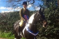 Gleiniant Pippi Longstocking Rider Gabby Macdonald