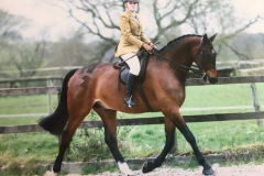 Annabel Lewis and Rustic Warrior