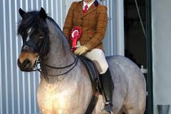 Ellie Lamont Horse:Pony Sean Bhaile Larry